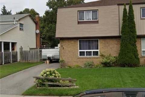 Townhouse for rent at 33 Alonna St Clarington Ontario - MLS: E4774813