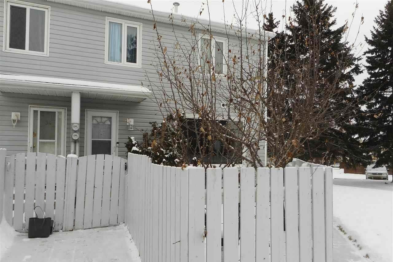 Townhouse for sale at #33 Amberly Ct NW Edmonton Alberta - MLS: E4198176