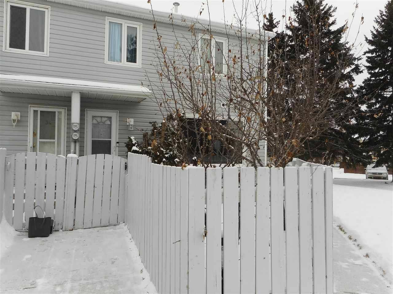 Townhouse for sale at 33 Amberly Ct Nw Edmonton Alberta - MLS: E4182259