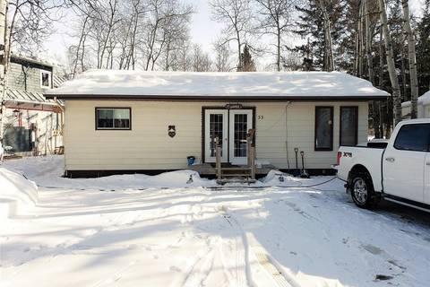 House for sale at 33 Aspen Cres Moose Mountain Provincial Park Saskatchewan - MLS: SK762221