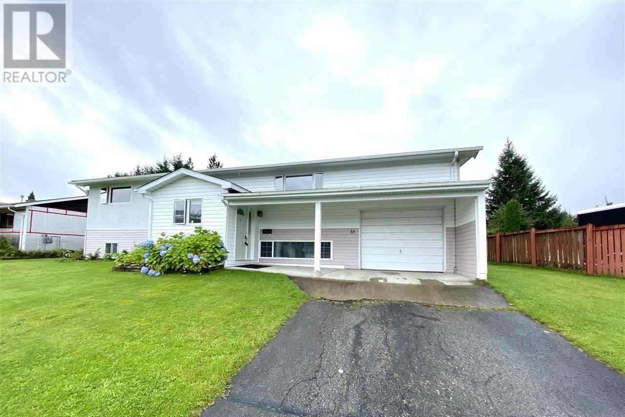 House for sale at 33 Bayer St Kitimat British Columbia - MLS: R2461550