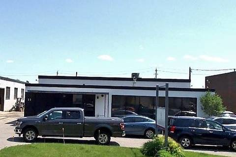 Commercial property for sale at 33 Belvia Rd Toronto Ontario - MLS: W4689640