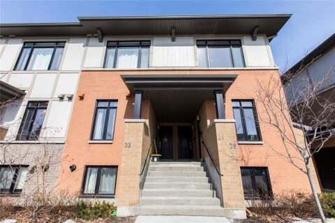 Condo for sale at 33 Bergeron Pt Ottawa Ontario - MLS: 1194511