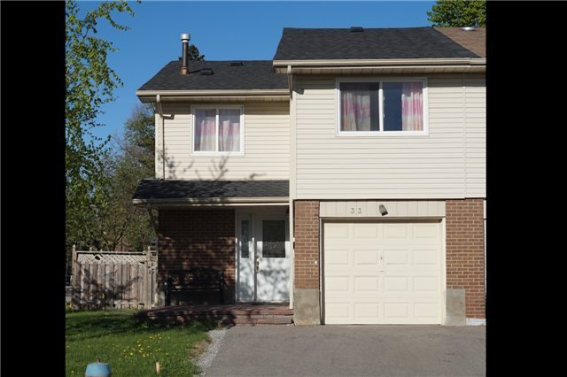 For Sale: 33 Blue Eagle Trail, Toronto, ON   3 Bed, 4 Bath Townhouse for $779,000. See 20 photos!