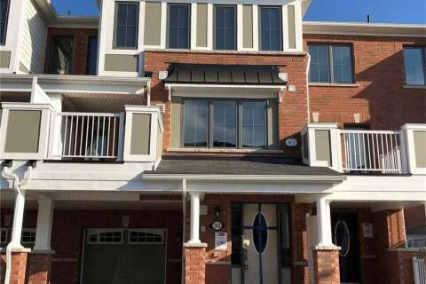 Townhouse for rent at 33 Bluegill Cres Whitby Ontario - MLS: E4825316