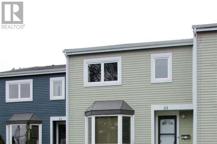 Townhouse for sale at 33 Bonaventure Pl Debert Nova Scotia - MLS: 202009443