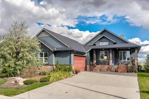 House for sale at 33 Boulder Creek Manr South Langdon Alberta - MLS: C4233617