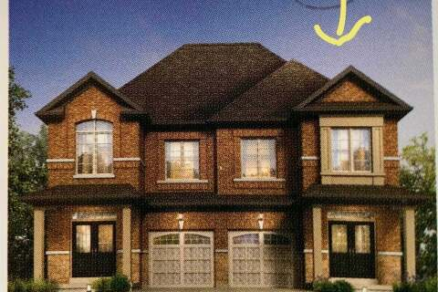 Townhouse for sale at 33 Brent Stephens Wy Brampton Ontario - MLS: W4862886