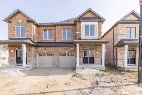 Townhouse for rent at 33 Brent Stephens Wy Brampton Ontario - MLS: W4949767