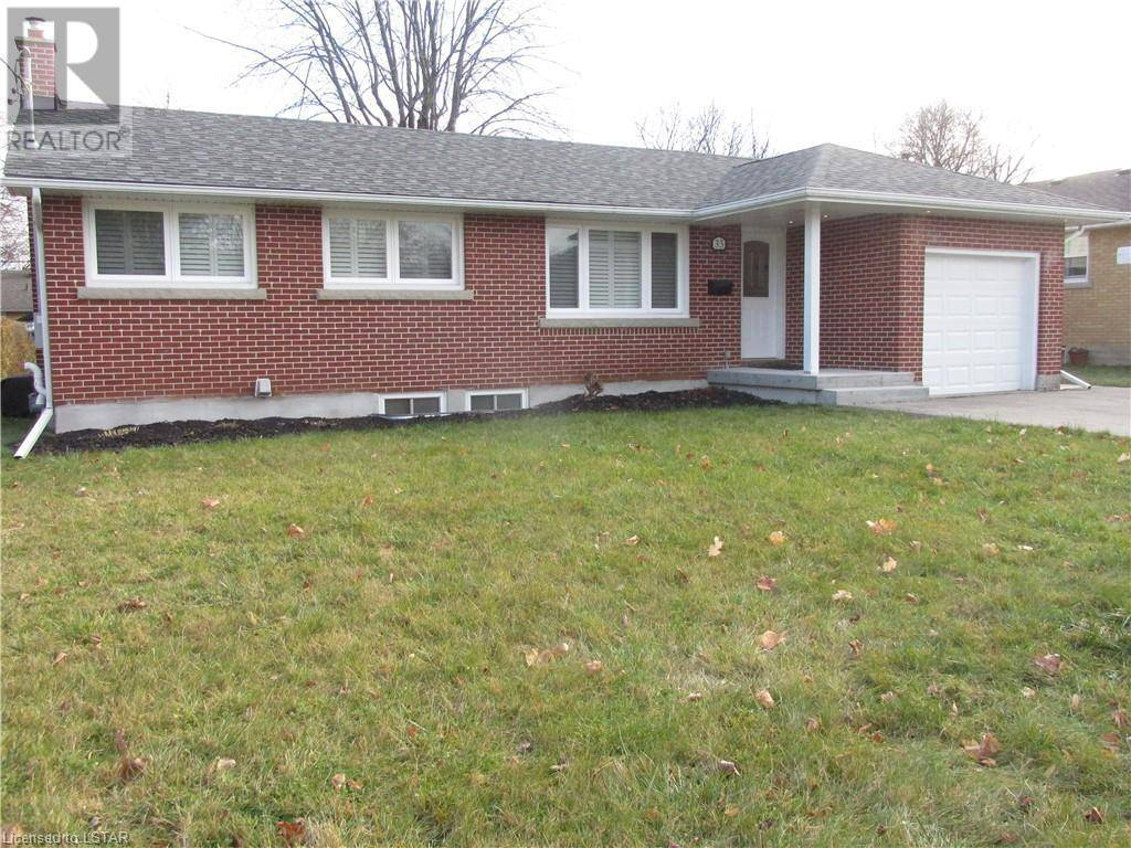 House for sale at 33 Brighton St Guelph Ontario - MLS: 235330