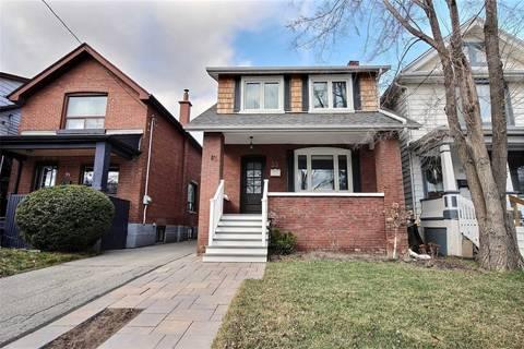 House for sale at 33 Burlington St Toronto Ontario - MLS: W4484989