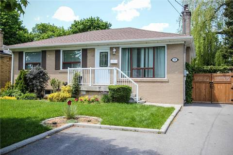 House for sale at 33 Cartier Cres Richmond Hill Ontario - MLS: N4478901