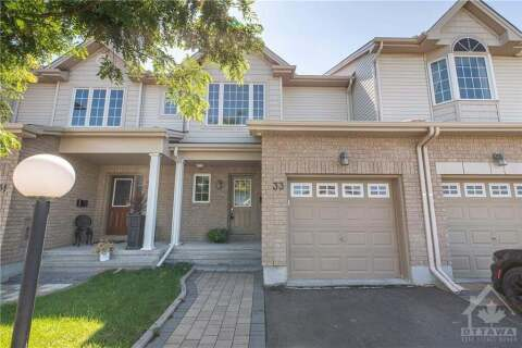 House for sale at 33 Chesapeake Cres Ottawa Ontario - MLS: 1204601