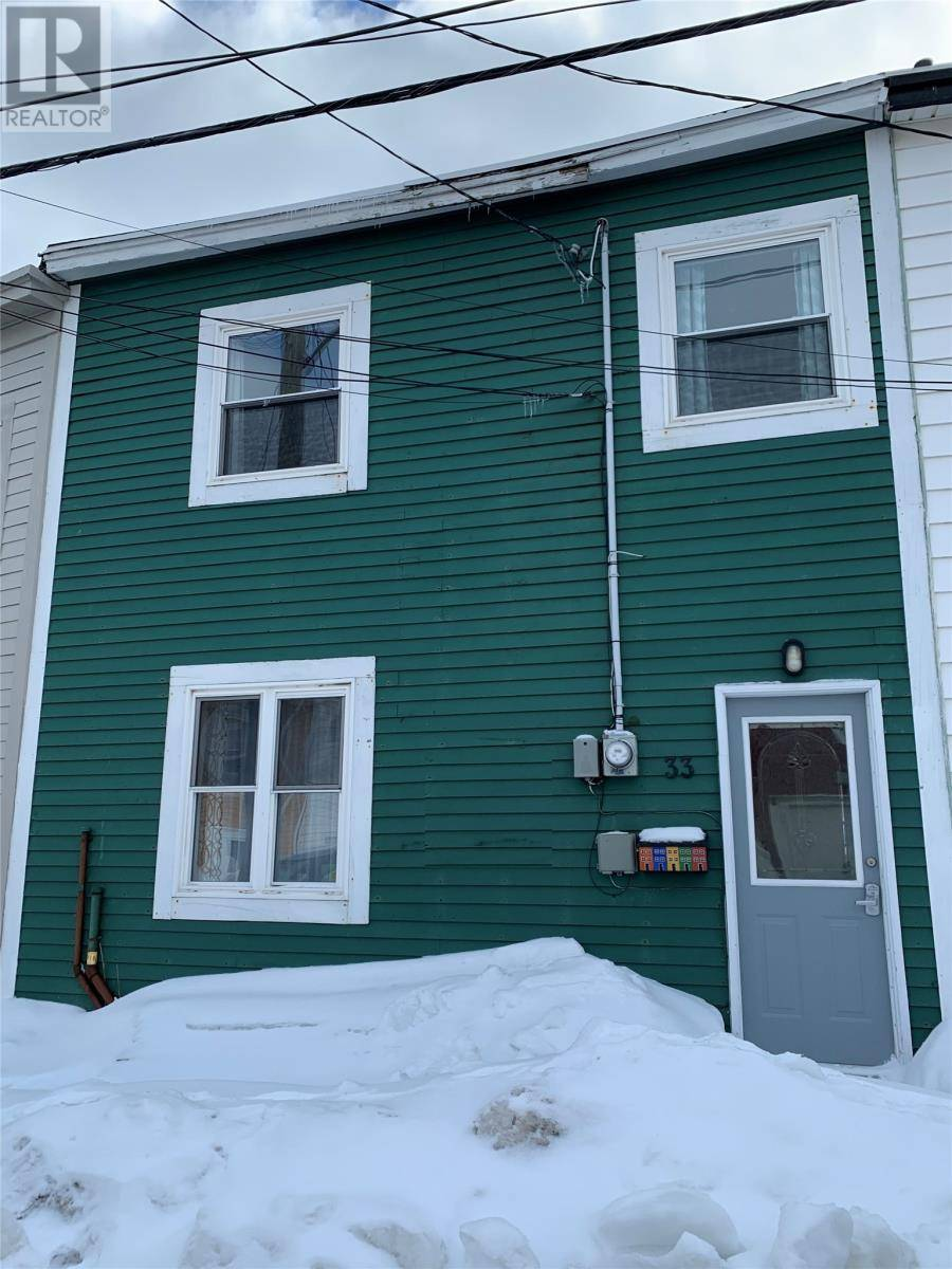 House for sale at 33 Cookstown Rd St. John's Newfoundland - MLS: 1210019