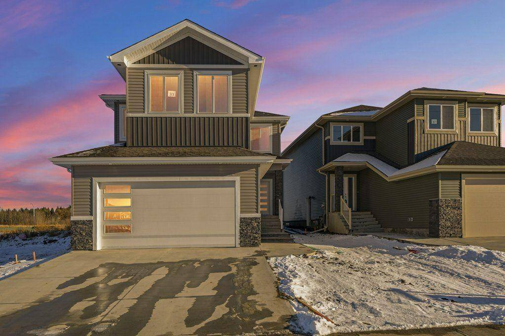 House for sale at 33 Coppice Hill Wy Ardrossan Alberta - MLS: E4180506