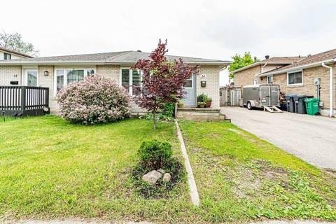 Townhouse for sale at 33 Crawford Dr Brampton Ontario - MLS: W4488241