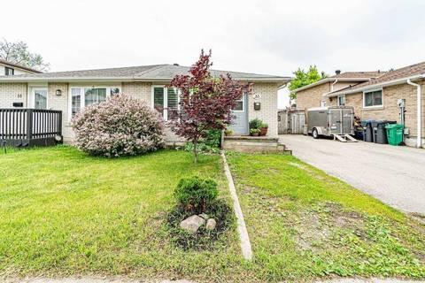 Townhouse for sale at 33 Crawford Dr Brampton Ontario - MLS: W4538997