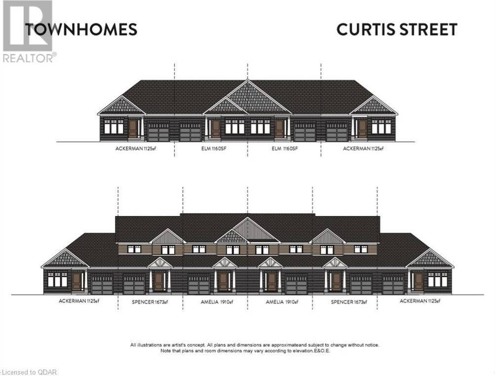 Townhouse for sale at 33 Curtis St Picton Ontario - MLS: 213406
