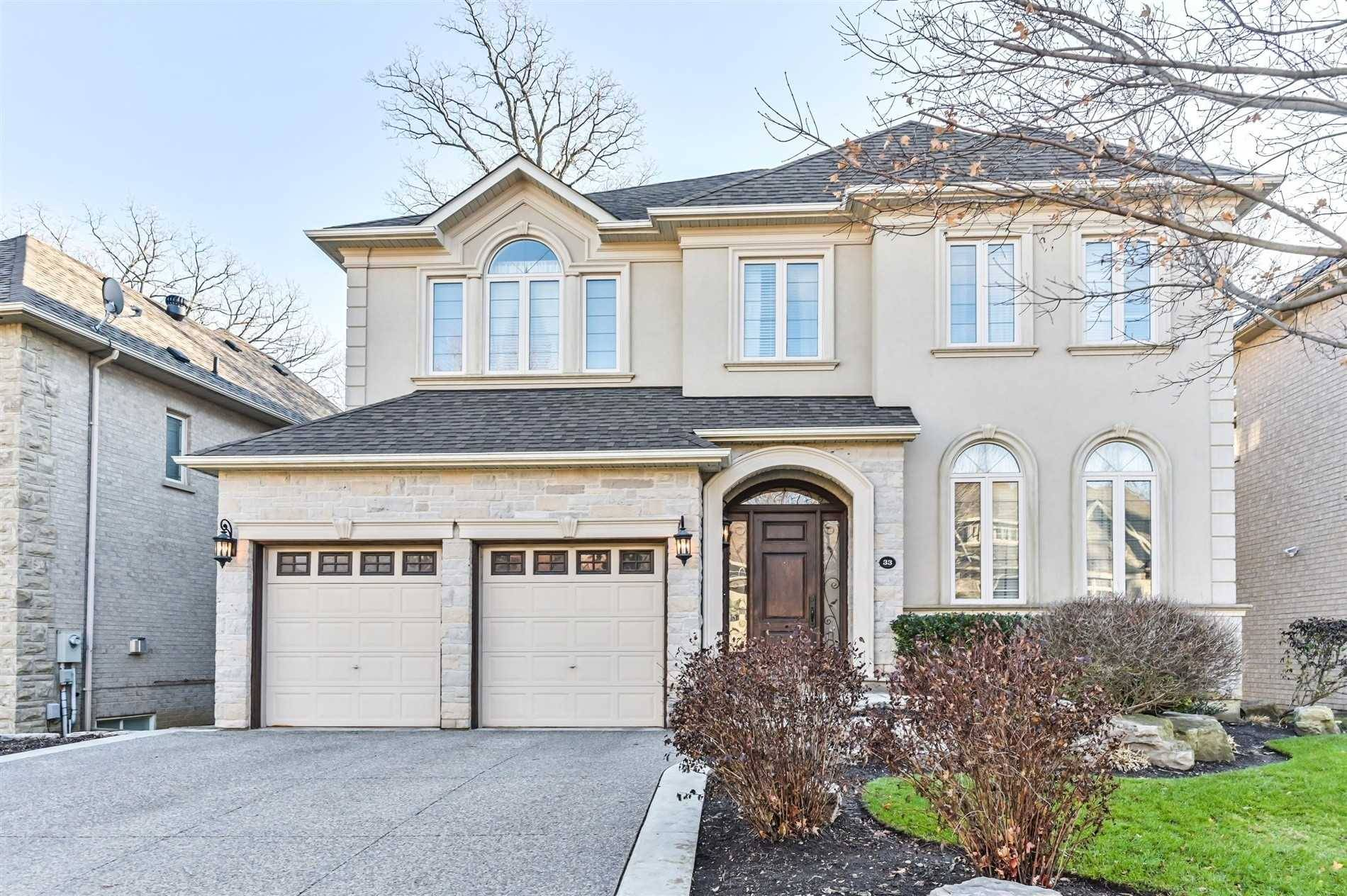 House for sale at 33 Danbury Ct Markham Ontario - MLS: N4650871
