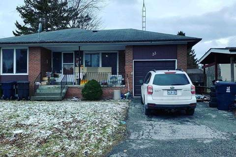 House for sale at 33 Dearham Wood Toronto Ontario - MLS: E4670131