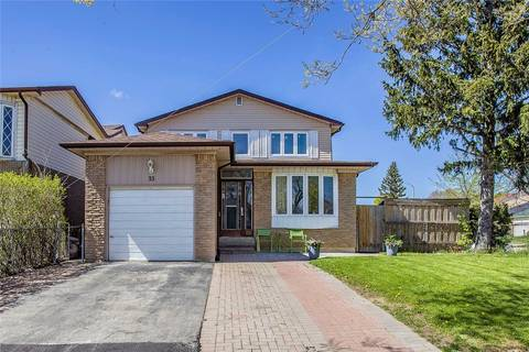 House for sale at 33 Dunmail Dr Toronto Ontario - MLS: E4454166