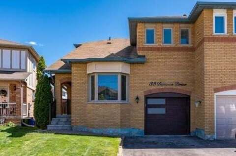 Townhouse for sale at 33 Dunoon Dr Vaughan Ontario - MLS: N4776812