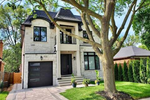 House for sale at 33 Edgecroft Rd Toronto Ontario - MLS: W4819026