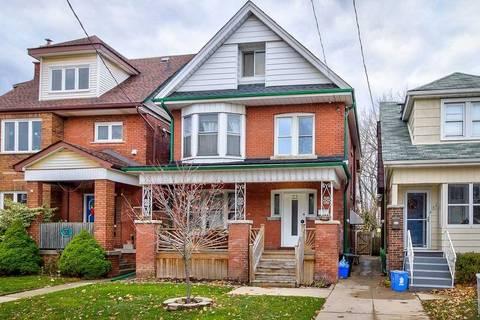 House for sale at 33 Edgemont St Hamilton Ontario - MLS: X4643952