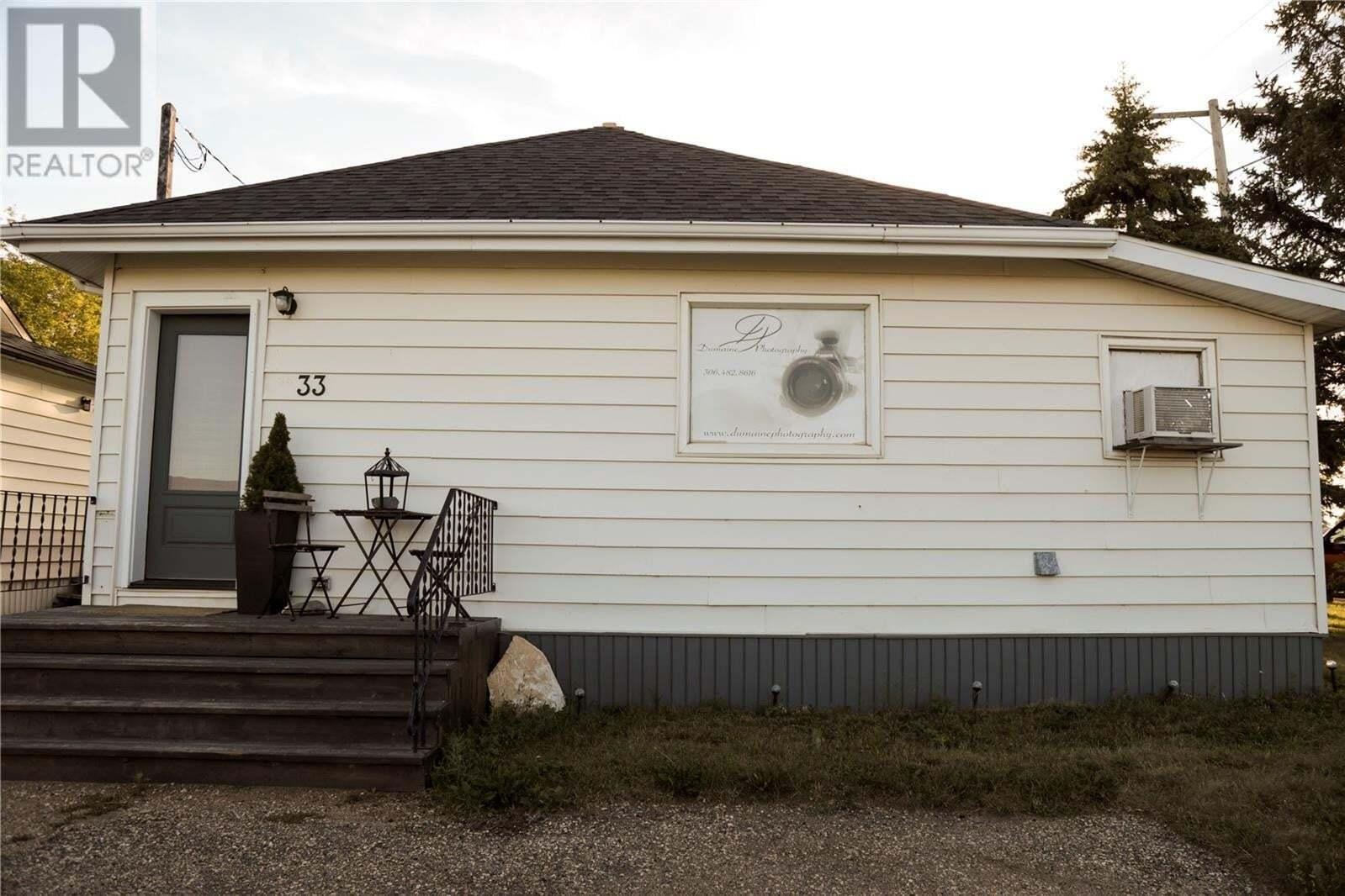 House for sale at 33 Eichhorst St Redvers Saskatchewan - MLS: SK819001