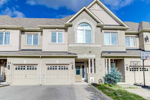Townhouse for sale at 33 Elihof Dr Vaughan Ontario - MLS: N4602448