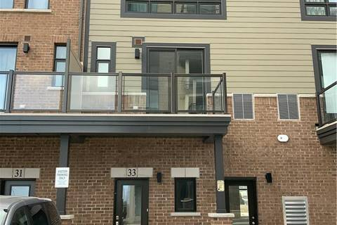 Townhouse for sale at 33 Esplanade Ln Grimsby Ontario - MLS: H4046967