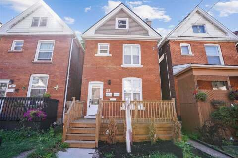House for sale at 33 Fairleigh Ave Hamilton Ontario - MLS: X4867048