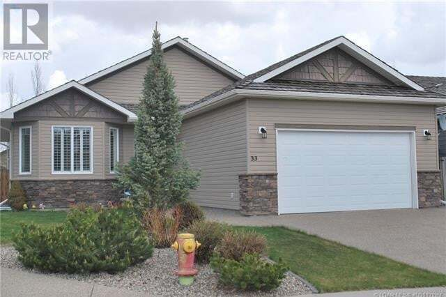 House for sale at 33 Fairmont Te South Lethbridge Alberta - MLS: ld0193366