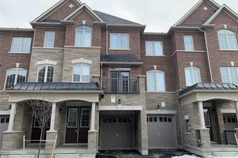 Townhouse for rent at 33 Faye St Brampton Ontario - MLS: W5084807