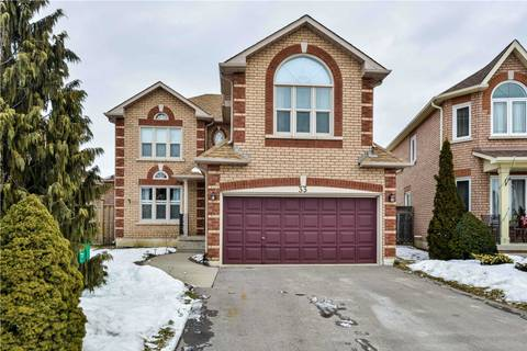 House for sale at 33 Fenflower Ct Brampton Ontario - MLS: W4695966