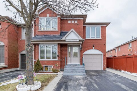 Townhouse for sale at 33 Fern Valley Cres Brampton Ontario - MLS: W5086126