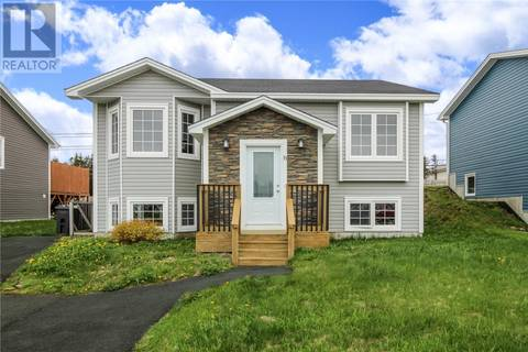 House for sale at 33 Finlaystone Dr Mount Pearl Newfoundland - MLS: 1197059