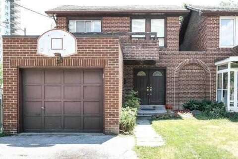 Townhouse for sale at 33 Fisherville Rd Toronto Ontario - MLS: C5086397