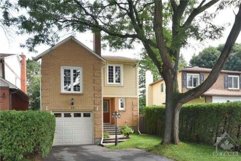 House for sale at 33 Foxleigh Cres Kanata Ontario - MLS: 1209341