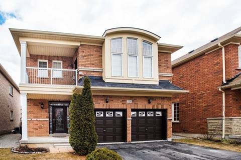 House for sale at 33 Freesia Rd Brampton Ontario - MLS: W4720286