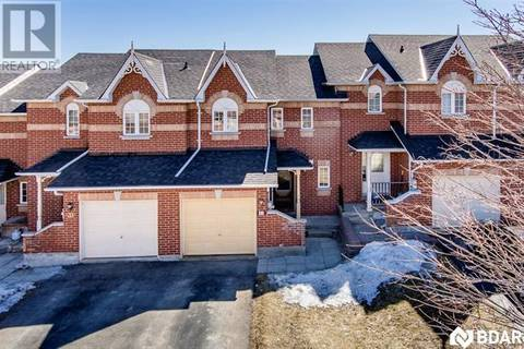 Townhouse for sale at 33 Gadwall Ave Barrie Ontario - MLS: 30729063