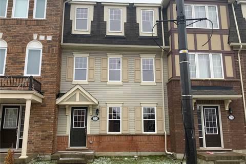 Townhouse for sale at 33 Ganton Hts Brampton Ontario - MLS: W4666572