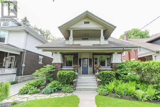 House for sale at 33 Gerrard St London Ontario - MLS: 262246
