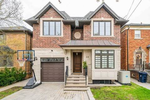 House for sale at 33 Glenvale Blvd Toronto Ontario - MLS: C4448491
