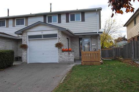 Townhouse for sale at 33 Harmsworth Ave Brampton Ontario - MLS: W4619075