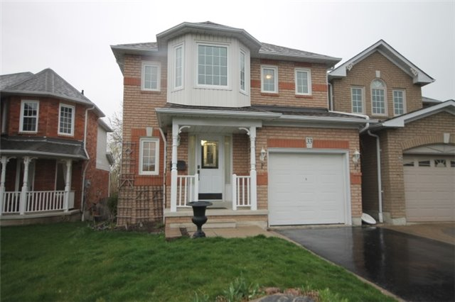 Sold: 33 Harness Ridge Drive, Whitby, ON