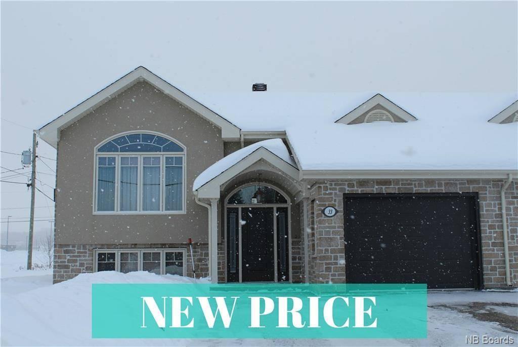 House for sale at 33 Harrison St Grand Sault/grand Falls New Brunswick - MLS: NB013503