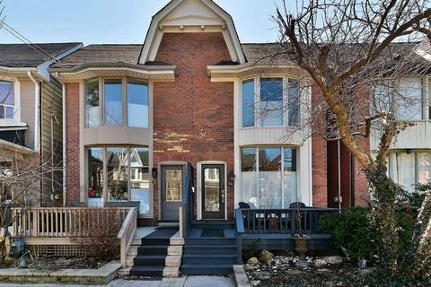 Townhouse for sale at 33 Hazelwood Ave Toronto Ontario - MLS: E4738516