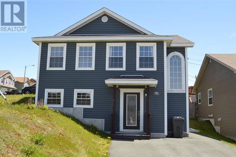 House for sale at 33 Hemmer Jane Dr Mount Pearl Newfoundland - MLS: 1198961