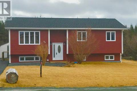 House for sale at 33 Hibbs Pl Portugal Cove Newfoundland - MLS: 1188351